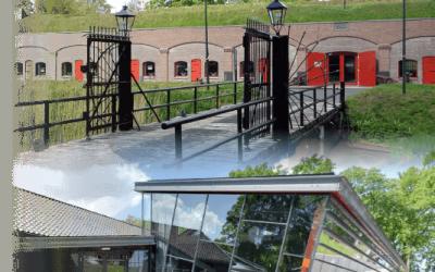 Onneembaar fort of glazen huis: welkom op 8 juni!