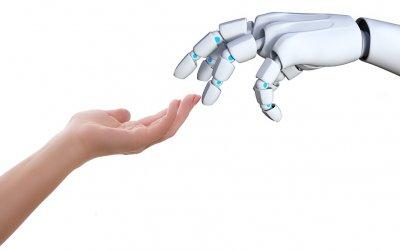 Wat vindt u ervan dat receptionistes worden vervangen door robots?