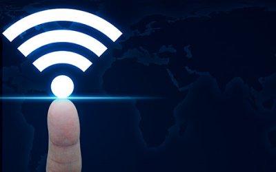 Even de router aan en uit… WiFi thuis en op de zaak