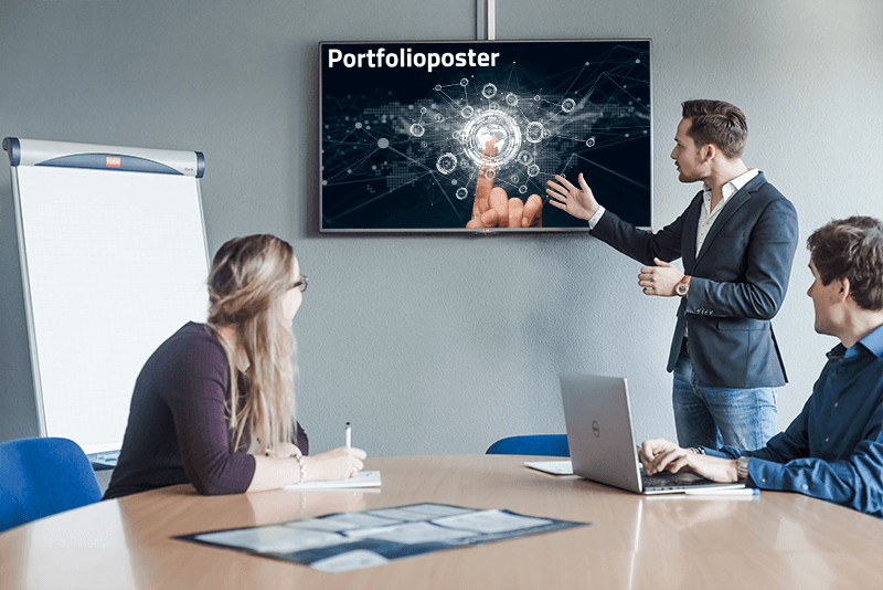 Download portfolioposter