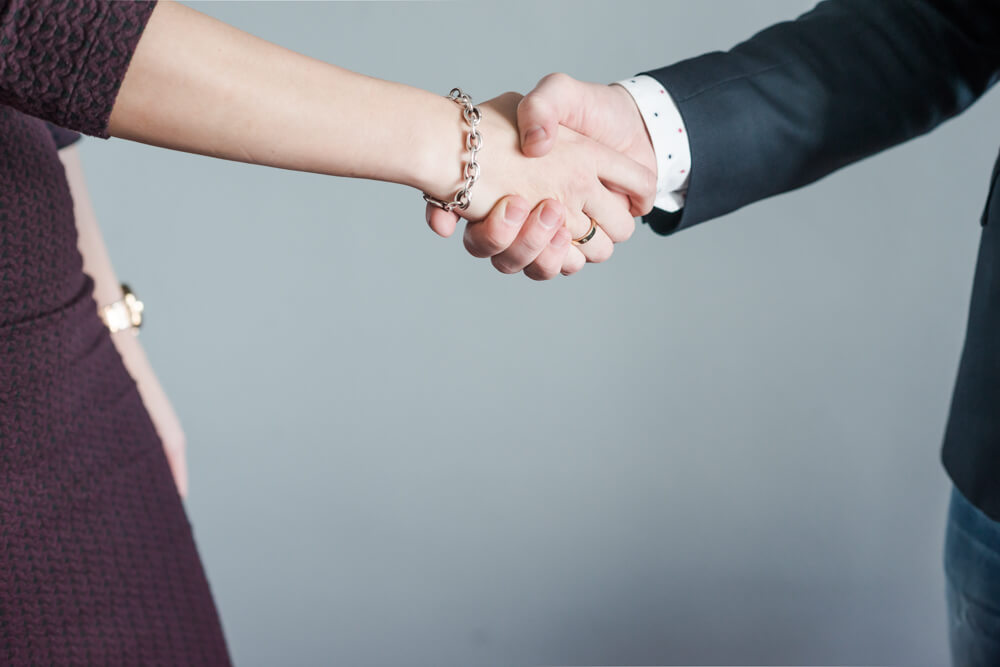 SLA overeenkomst overeenkomen