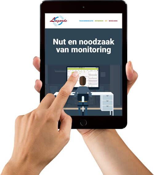 Tablet met computer