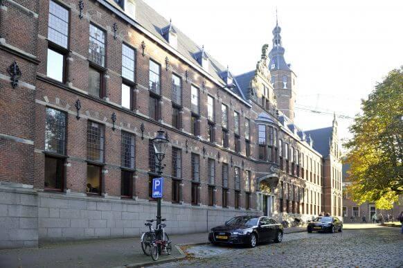 Provinciehuis Groningen voorzijde