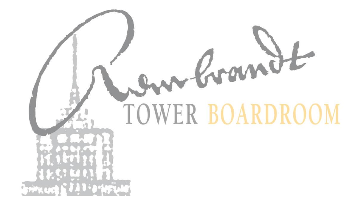 Rembrandt tower logo