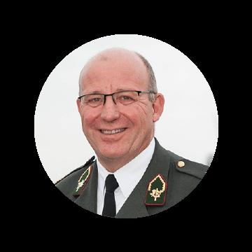 Generaal-majoor Theo Vleugels