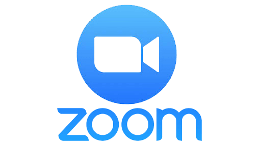 Zoom videovergaderen logo