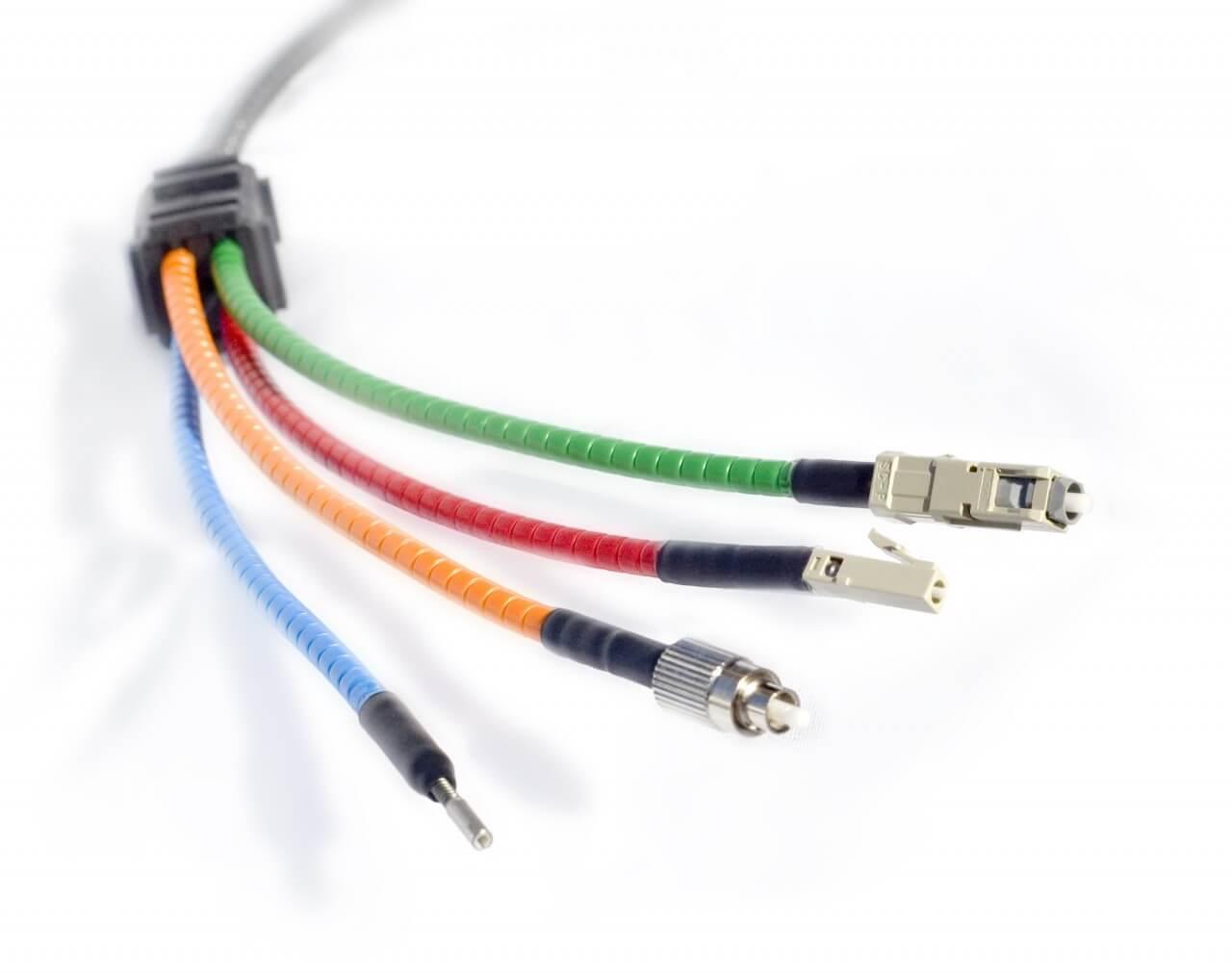 Glasvezel kabels