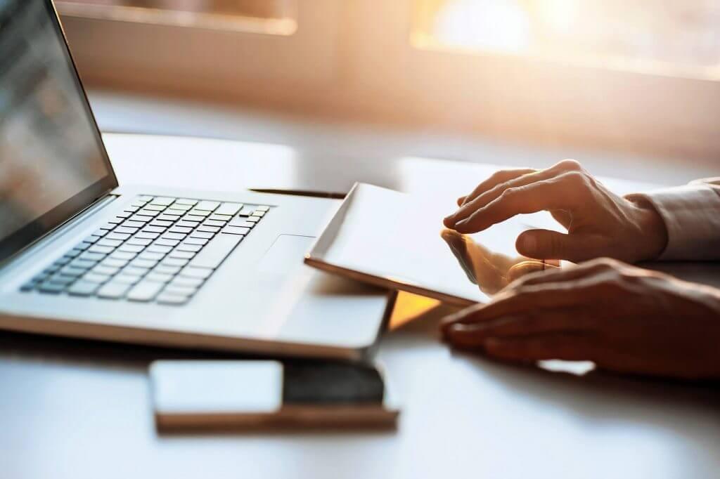 Totaalcommunicatie op alle devices (laptop, mobiel, tablet)
