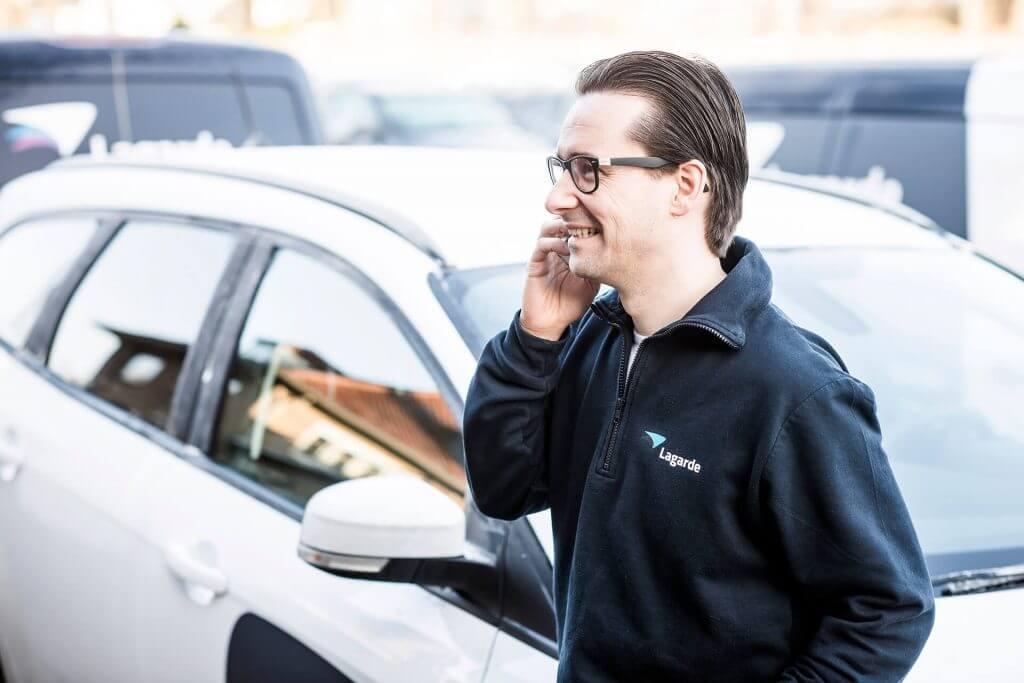 Mobiel bellen zakelijk