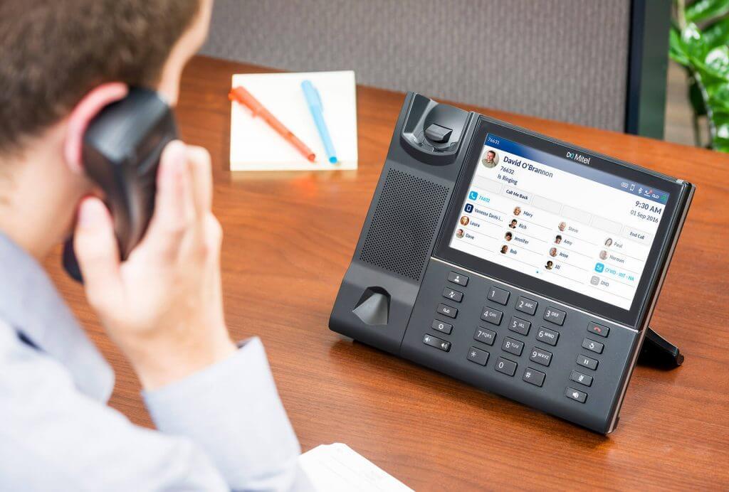 VoIP telefooncentrale