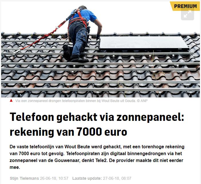 telecomhackers AD