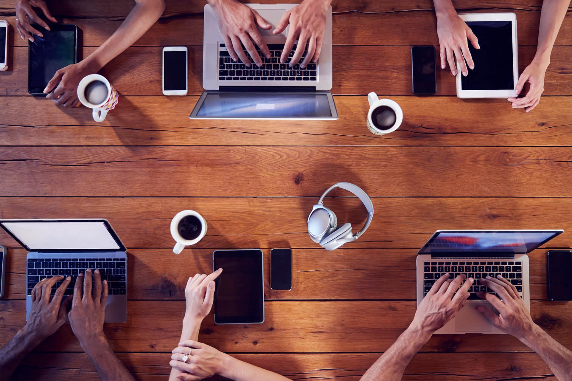 Efficient samenwerken
