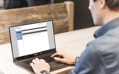 Online logboek beveiliging