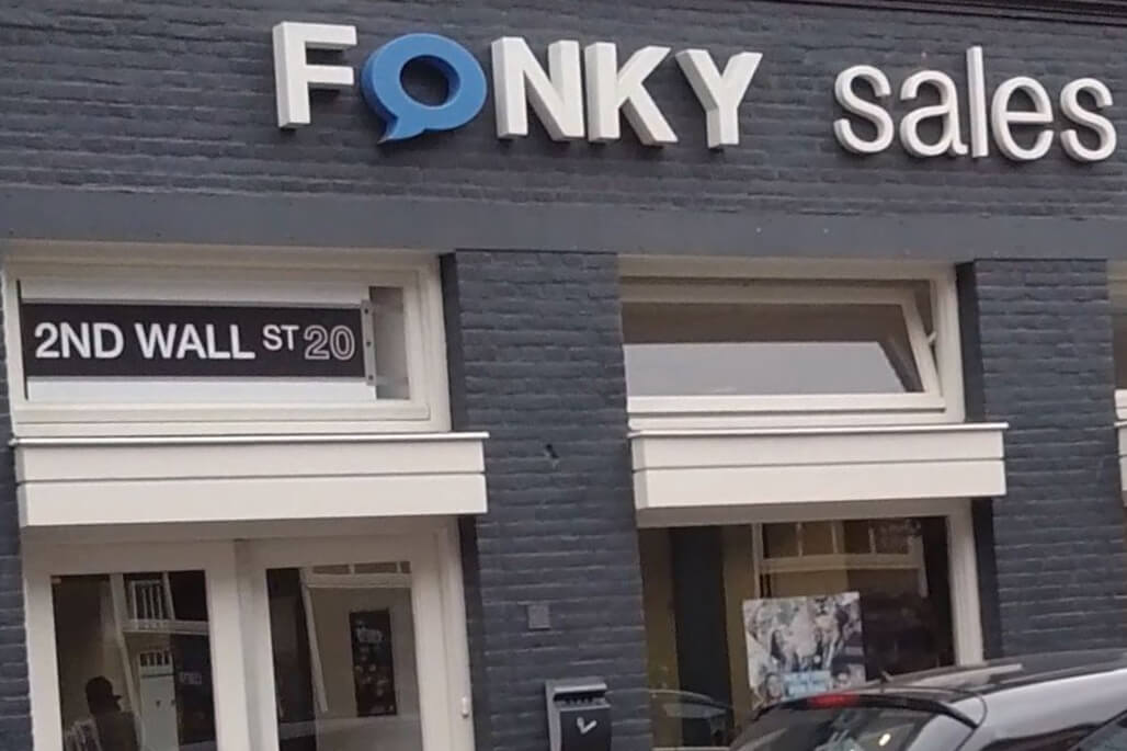 Fonky Sales pand
