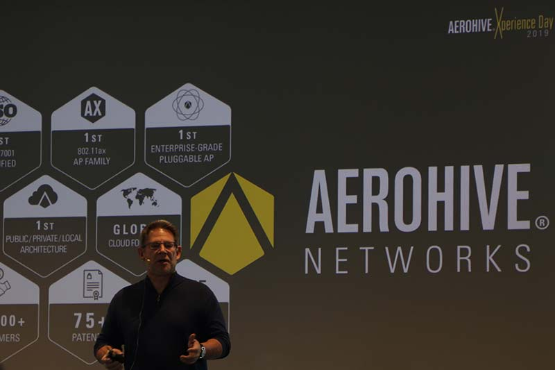 Toelichting Aerohive WiFi security
