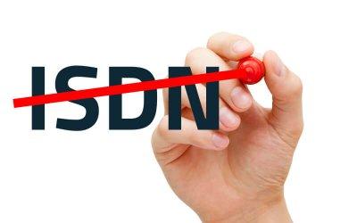 Einde ISDN, einde van service?