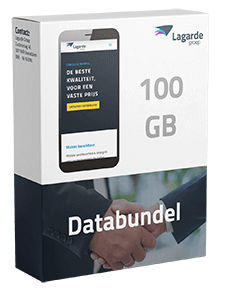 MKB Mobiel 100GB