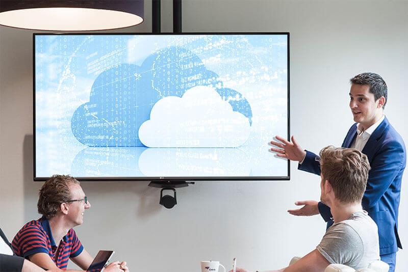 Presentatie cloud oplossing