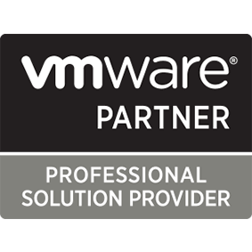 VMWare Partner Professional Solution Provider