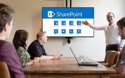 SharePoint – Documentbeheer was nog nooit zo eenvoudig