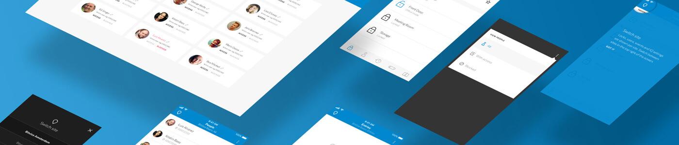 Nieuwe interface Salto KS
