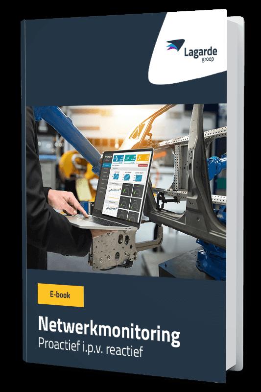 E-book netwerkmonitoring