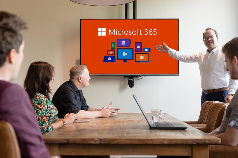 Presentatie Microsoft 365