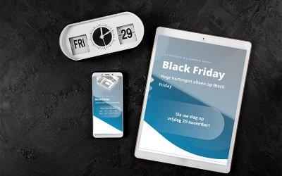 Black Friday bij Lagarde Groep