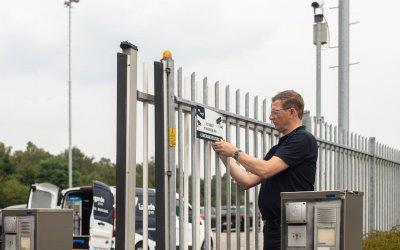 Servicemonteur Beveiligingstechniek
