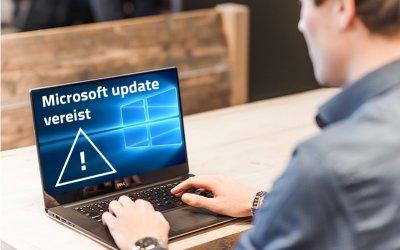 Beveiligingslek Microsoft – Actie noodzakelijk