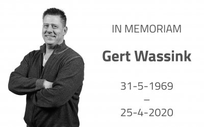 IN MEMORIAM: Gert Wassink