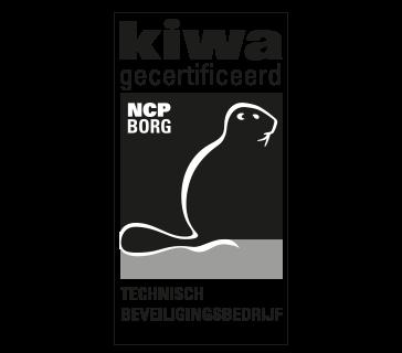 KIWA Borg Technisch beveiligingsbedrijf