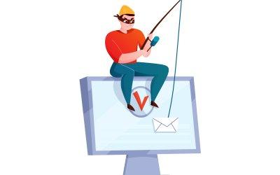 Phishing neemt toe – wees alert!