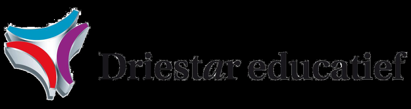 logo driestar educatief