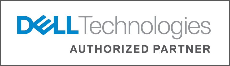 Dell technologies authorized partner logo