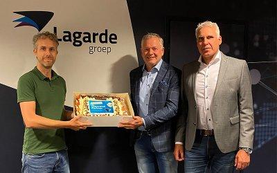 Lagarde Groep Diamond Partner Extreme Networks
